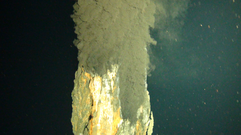 Getting down with the deepest underwater vents
