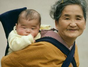 In one generation, Japan has gone from being the youngest developed country to the oldest