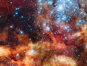 Could an untidy universe have helped complex life emerge?
