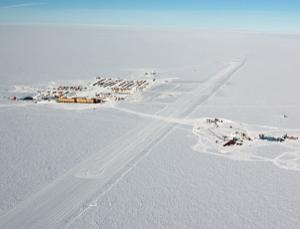 Picking up the pieces - the IceCube facility at the South Pole