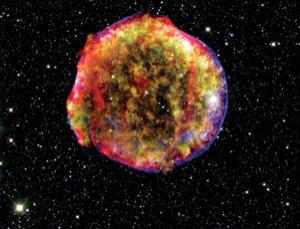 Supernovae point to expansion