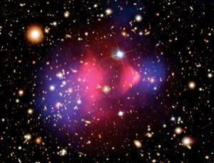 General relativity: The dark universe