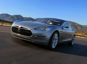 Tesla Model S: all the adrenalin, less emission?