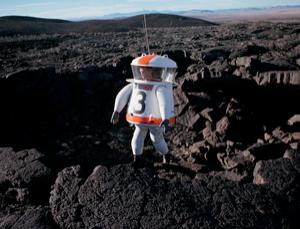 Mars travellers will need more than just funny space suits