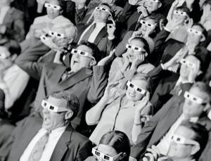 The early days of 3D