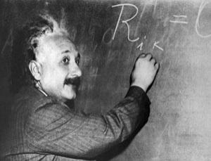 Einstein had a complicated relationship with religion