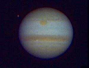 Another attack on Jupiter
