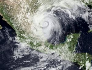 Alex, only just a hurricane