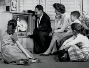 Old-school social TV