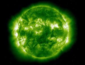 X-ray images of the sun allow us to see the full spectacular effect of solar activity caused by magnetic forces