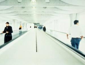Are you in the vanishing point?