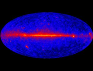 Cannibalistic dark matter particles may be creating gamma rays at the centre of the Milky Way