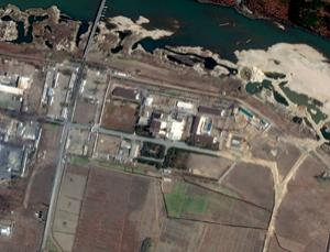 US academics were taken on a tour of North Korea's Yongbyon nuclear complex