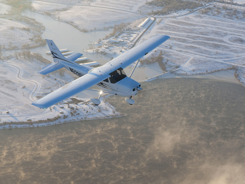 With over 43,000 units delivered, the Cessna Skyhawk is the most-flown aircraft in history. Now Cessna is developing an electric version of the four-seat, single-engine 172 Skyhawk. A 'proof of concept' prototype is due to fly by the end of this year
