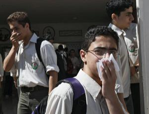 Patterns of web use may help predict flu spread
