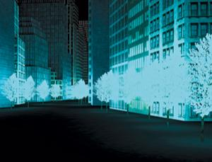 Glowing trees could light up city streets | New Scientist