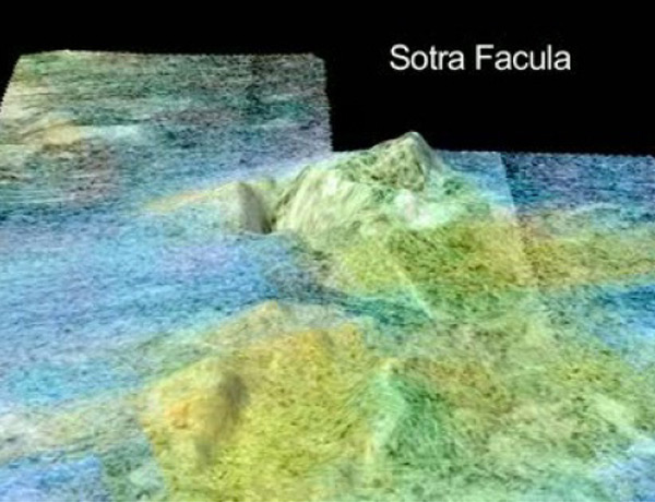 Sotra Facula is the best candidate yet for an ice volcano on Saturn's moon Titan