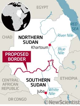 Southern Sudan's votes could kill an ancient disease