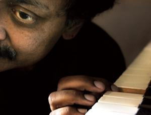 Music is an important hobby for Ramachandran in his rare moments of downtime