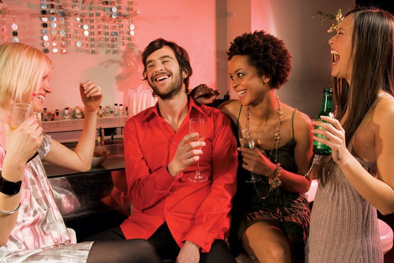 A red shirt can increase a man's desirability and perceived status
