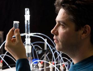 Will autonomously evolving life establish itself in Lee Cronin's lab apparatus?