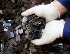 Recycling rare earth elements is necessary to reserve these key materials