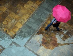 Best keep an umbrella handy