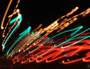 Does bending light limit sight?