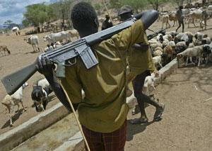 Turkana taking no chances