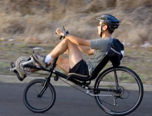 Mathematical models can be used to design a better recumbent bike
