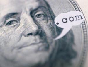 Dot com dollar