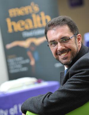 Alan White is professor of men's health at Leeds Metropolitan University, UK