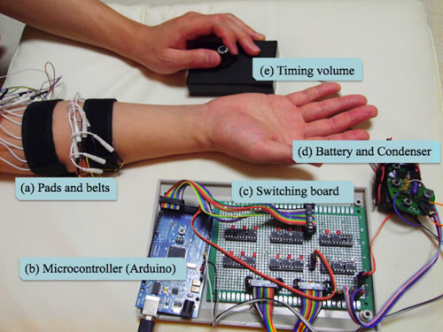 Hand-hacking lets you pluck strings like a musical pro