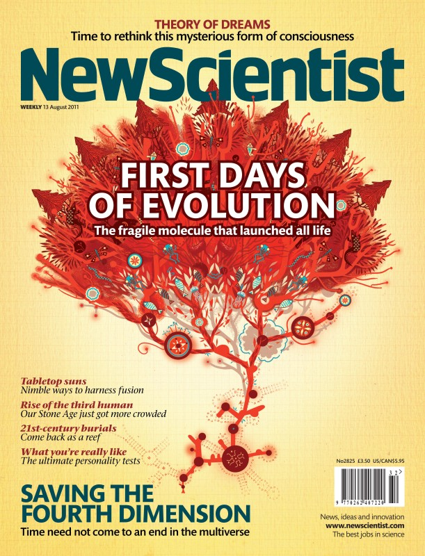First life: The search for the first replicator | New Scientist