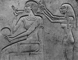 Ancient Egyptians believed in coiffure after death