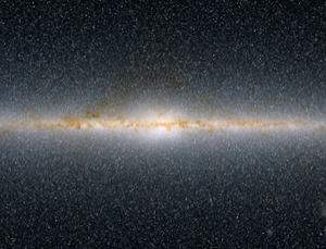 One sun-sized star is born in the disc of the Milky Way every year