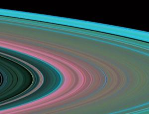 Icy planet rings might be highly charged