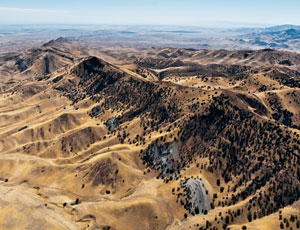 The San Andreas fault may feel the pressure