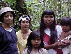 The Amondawa tribe of Brazil