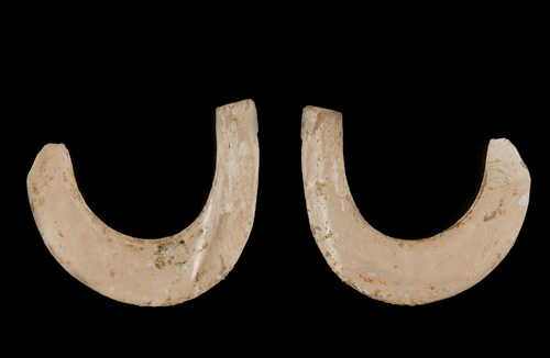 Incomplete fish hook from Jerimalai shelter dated to around 11,000 years ago