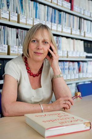 Anne Johnson is a professor of infectious disease epidemiology at University College London focusing on HIV and sexually transmitted infections