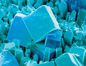 Salt, one of the world's most controversial crystals