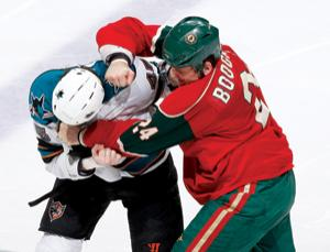 Boogard: brawls are not the whole story