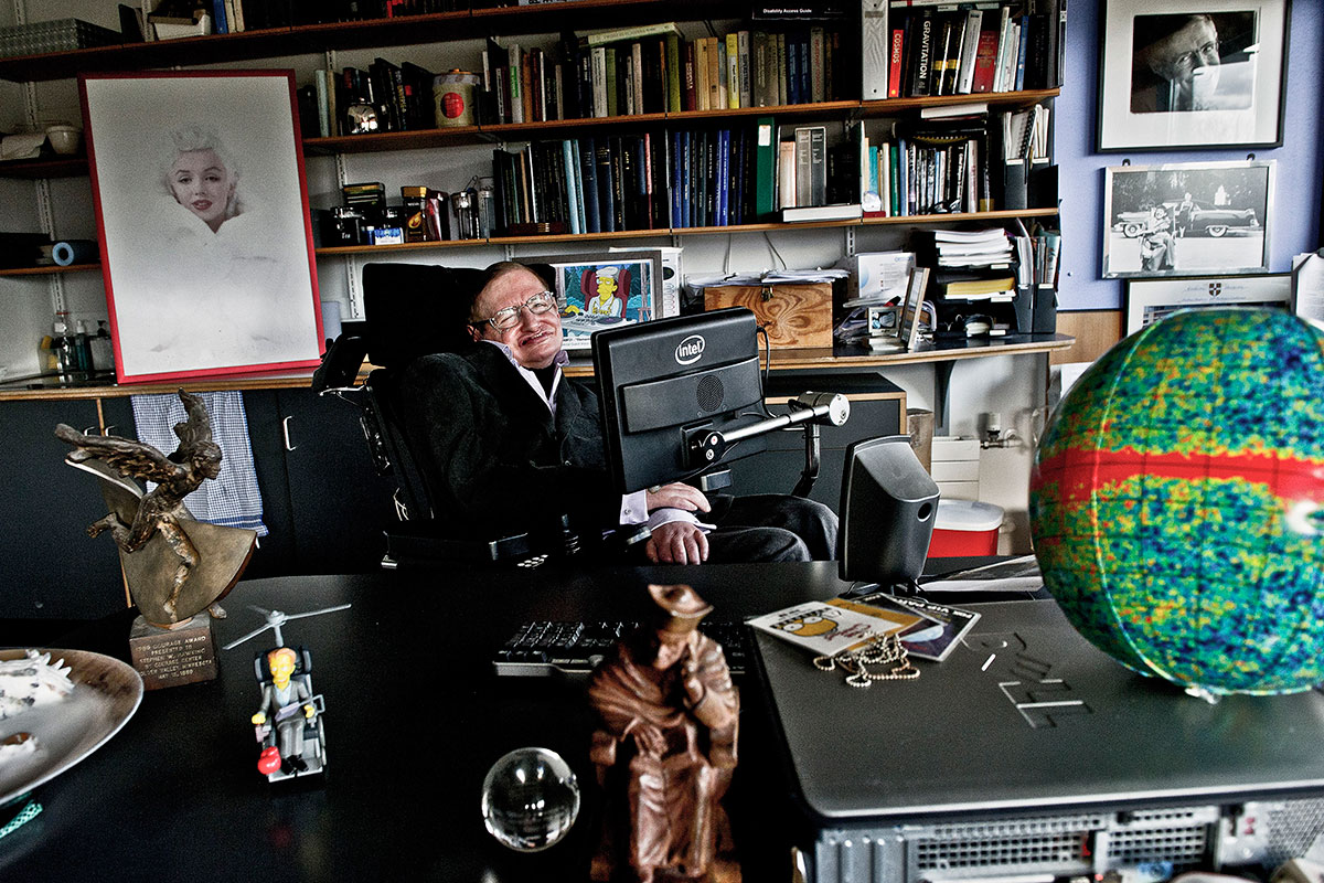 Stephen Hawking at 70: Exclusive interview