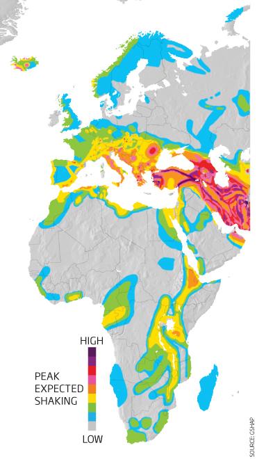 Earthquakes: Prediction