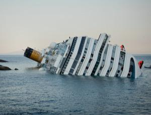 Questions are being asked about the safety of giant cruise ships
