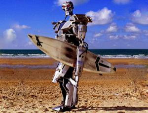 Robots to get one step ahead of sand hassles