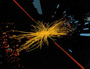 Hint of the Higgs?