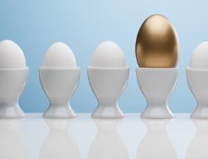 Be 'eggstraordinary'