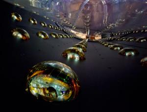 On the hunt for shape-shifting neutrinos (Image: Roy Kaltschmidt, Lawrence Berkeley Nat'l Lab)